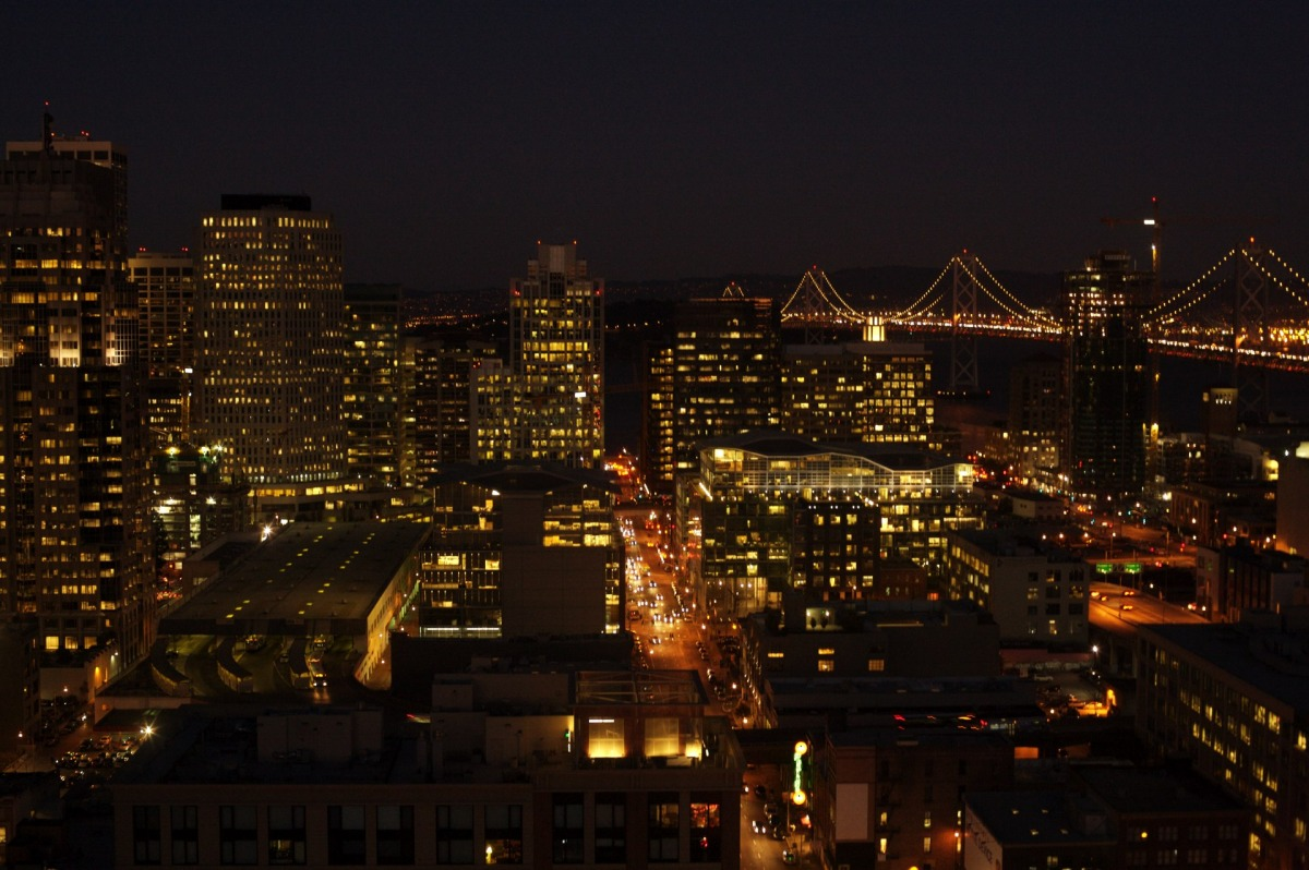 San Francisco Nightscape