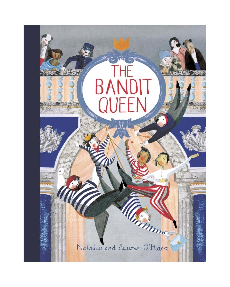 'The Bandit Queen' by Natalie & Lauren O'Hara