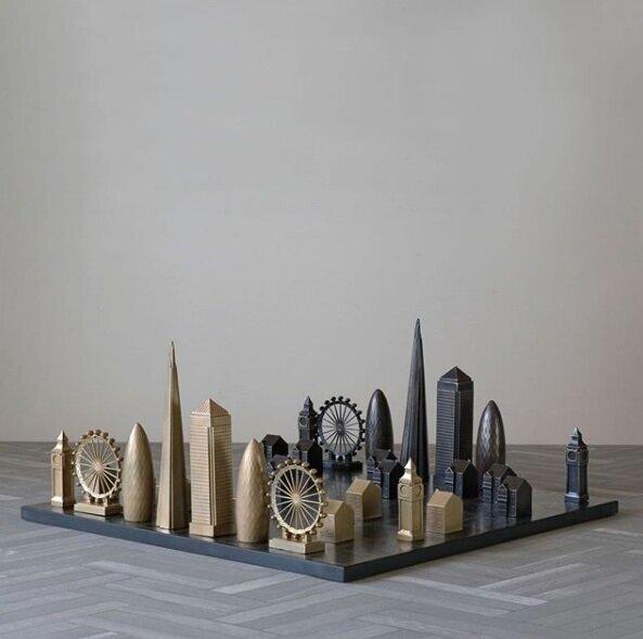 Skyline Chess