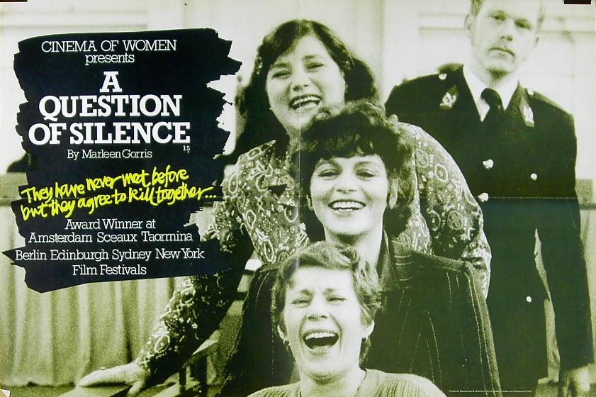 A Question of Silence(De Stilte rond Christine M.) - dir. Marleen Gorris / 1982
