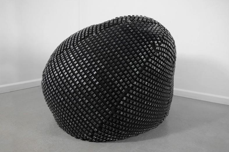 Data Cloud (A Heap, A Mass, A Rock, A Hill) (2016)