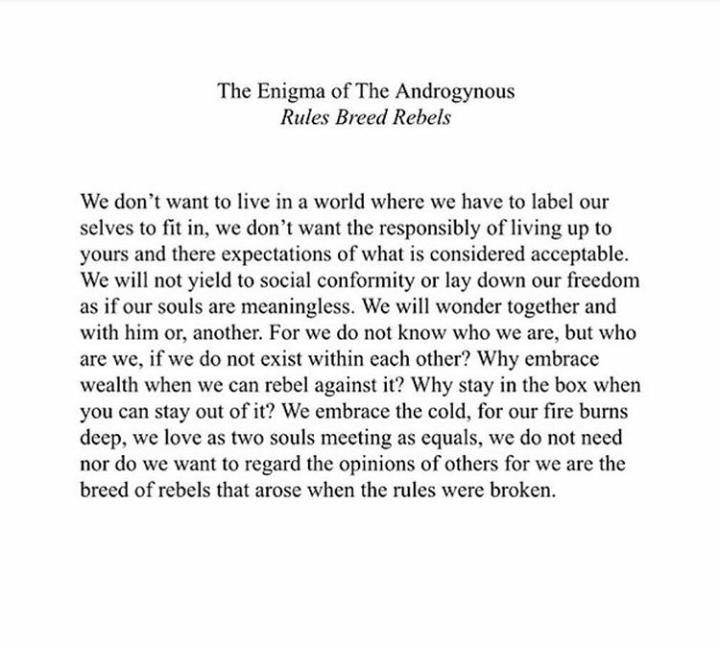 A Piece written by Leren Connor