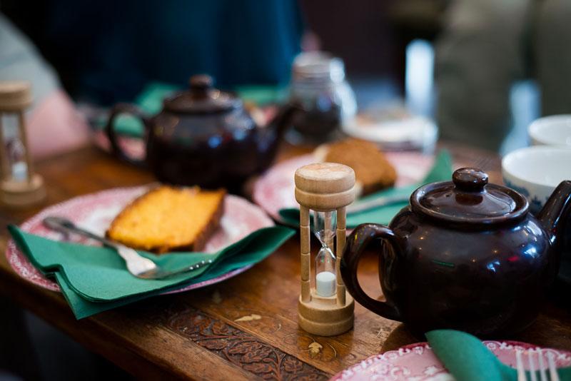 Tea tasting tour london