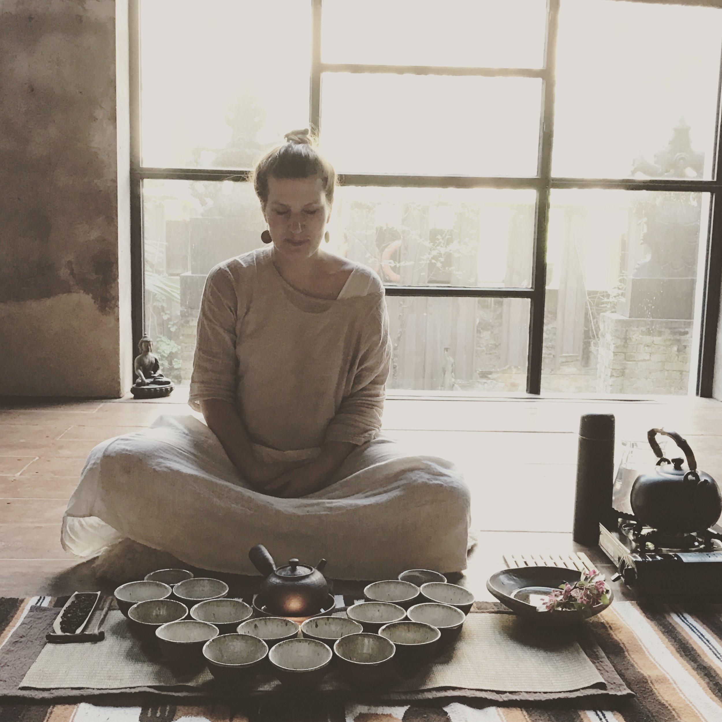 Tea Retreats