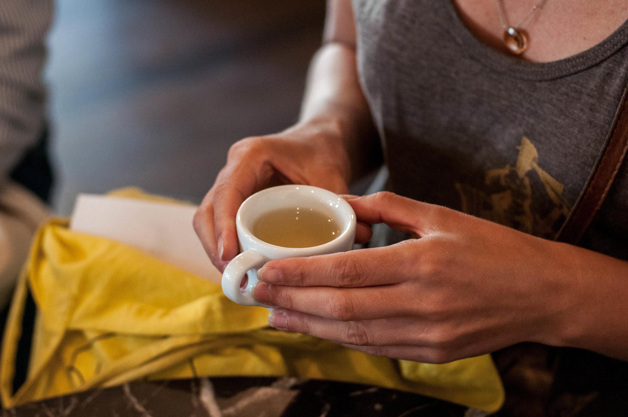 Tea Tasting London
