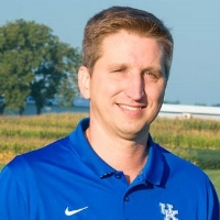 Dr. Chad Lee  @KentuckyCrops