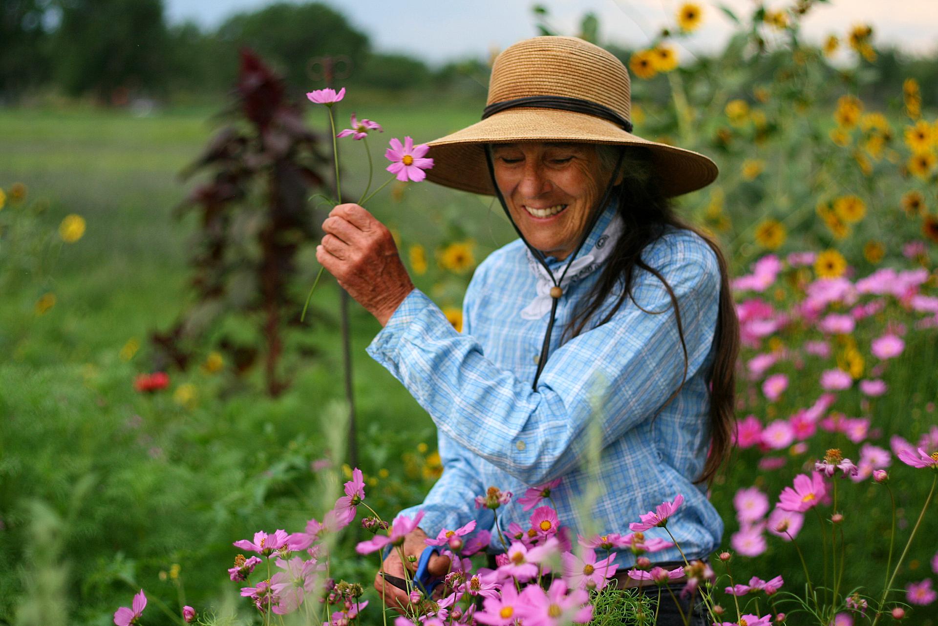 Karen Witten, Master Gardener for Frost Livestock