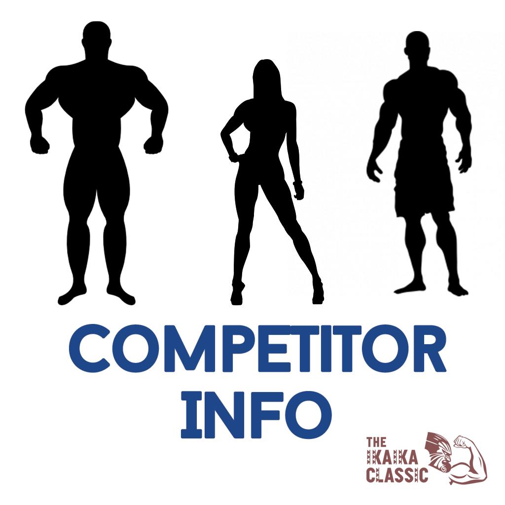 Competitor Info