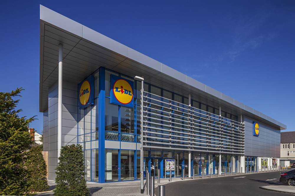 Efficiency and Renewable Energy with LIDL Group - Our recent 100 kWp solar array install in LIDL Gorey