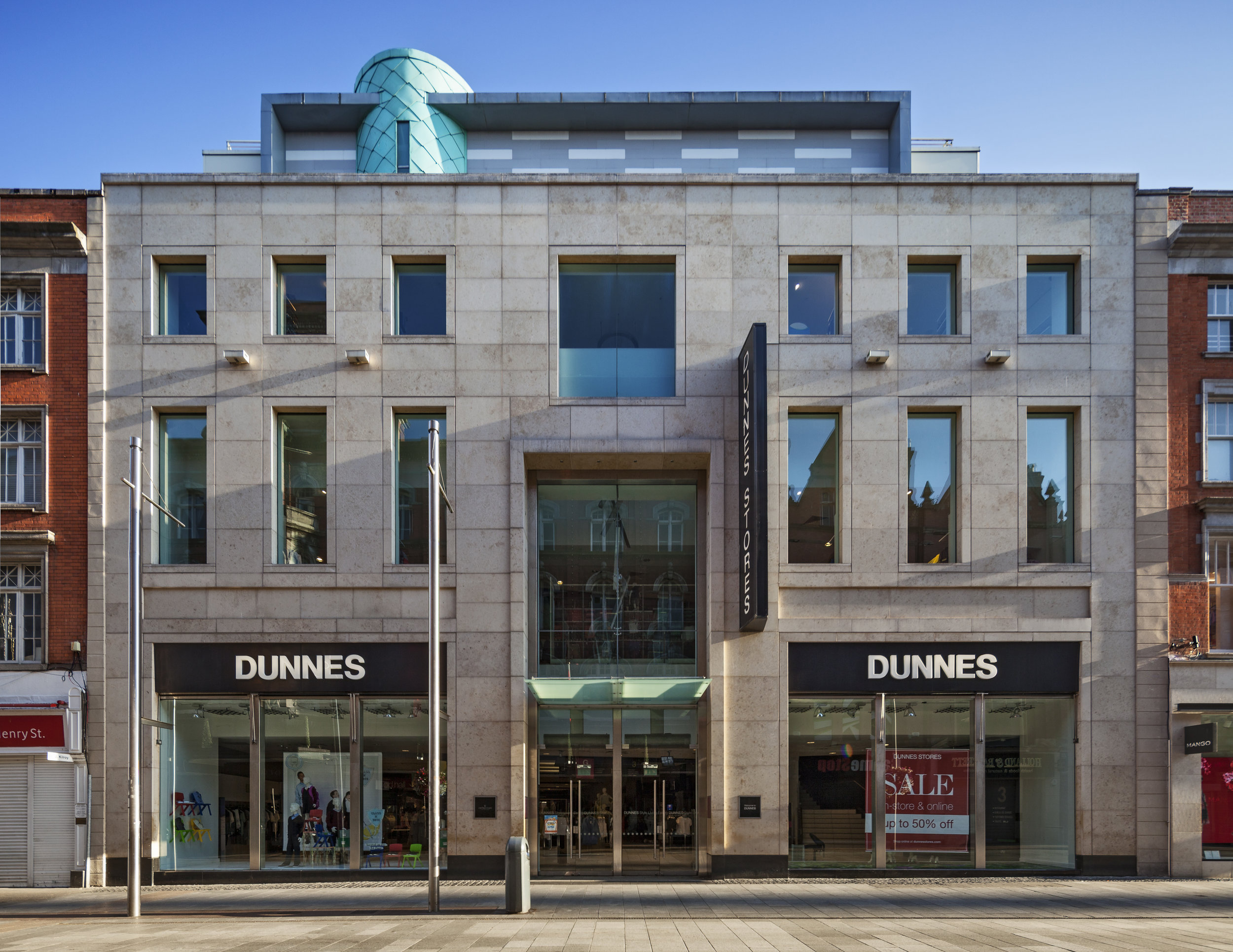 Dunnes Stores Henry Street