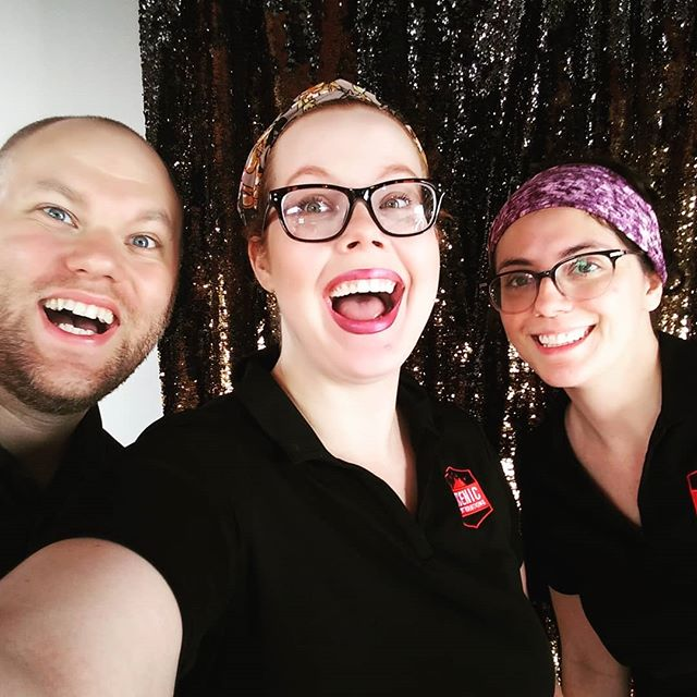 Stopping by to see my crew at their event at @the.turnbull and had to snap a quick selfie! 2/3 of my wedding stops done today! . . . . . #weddingprofessionals #sceniceventsquad #scenicevents #chattanoogaweddings #Chattanooga #weddings #wedding #weddingday #insta #inatawedding #weddingplanning #love #lovewhatyoudo #squadgoals #teamscenic #busy #hustle