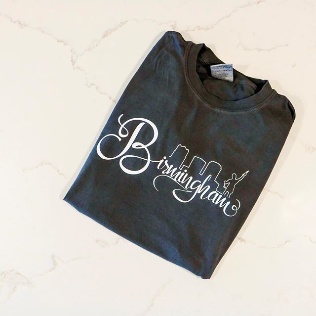 New Birmingham shirts for those of you who love the Magic City as much as I do!