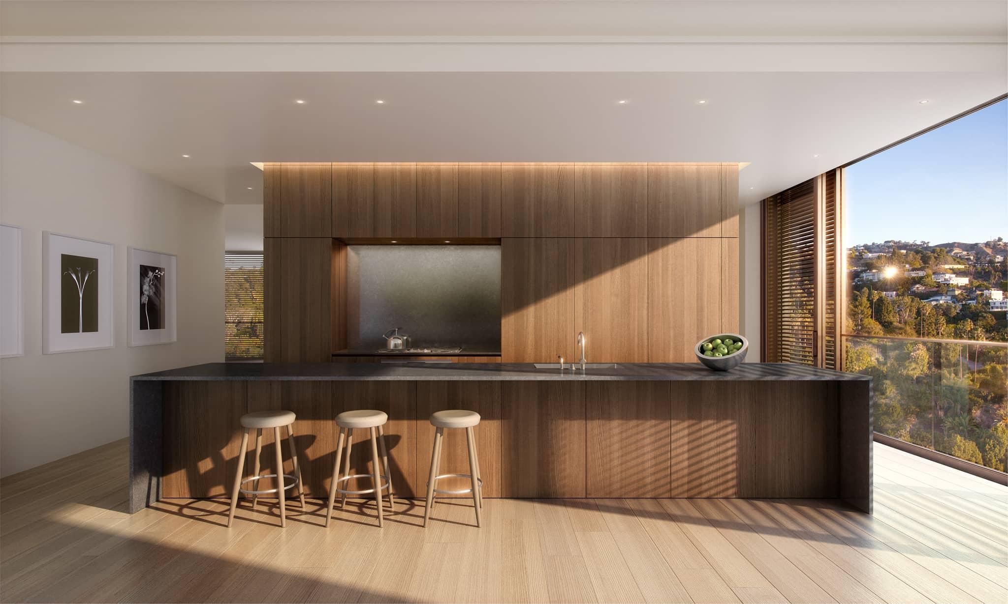 Molteni kitchens by John Pawson