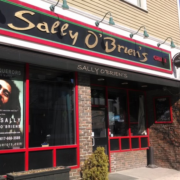SALLY O'BRIENS