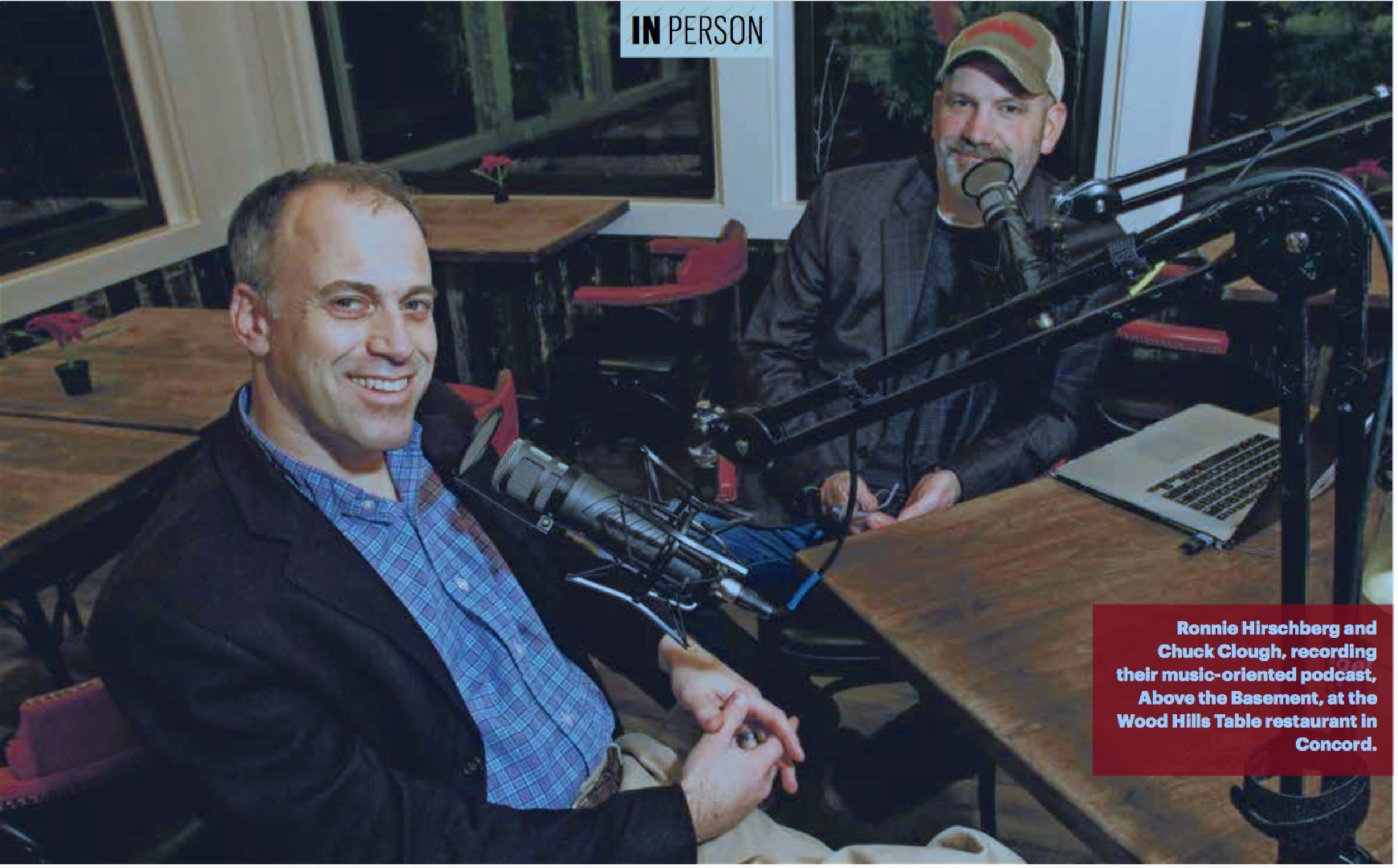 Plugged in: podcast from suburban dads… - Boston Business Journal - December 27, 2018