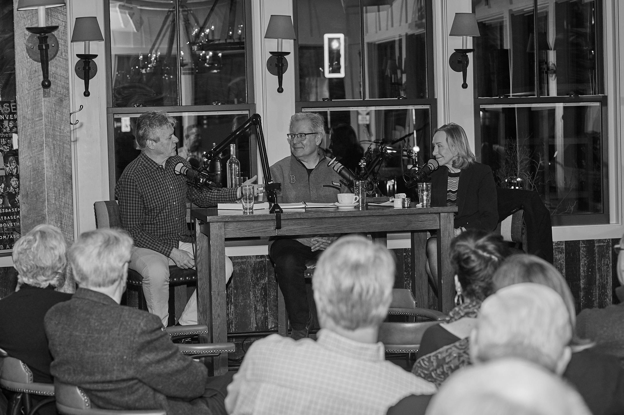 A conversation with Doris Kearns Goodwin