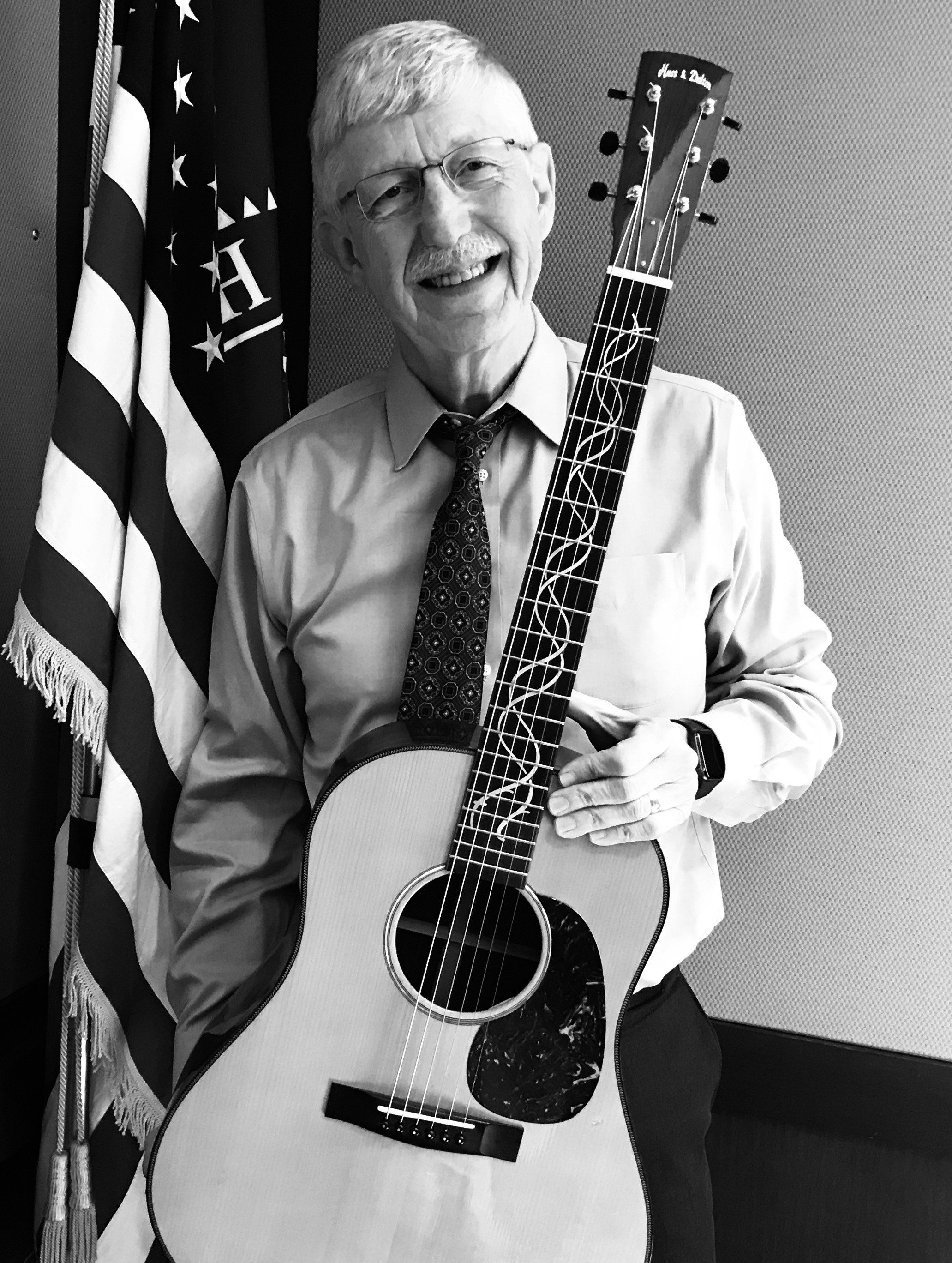 A conversation with Dr. Francis Collins