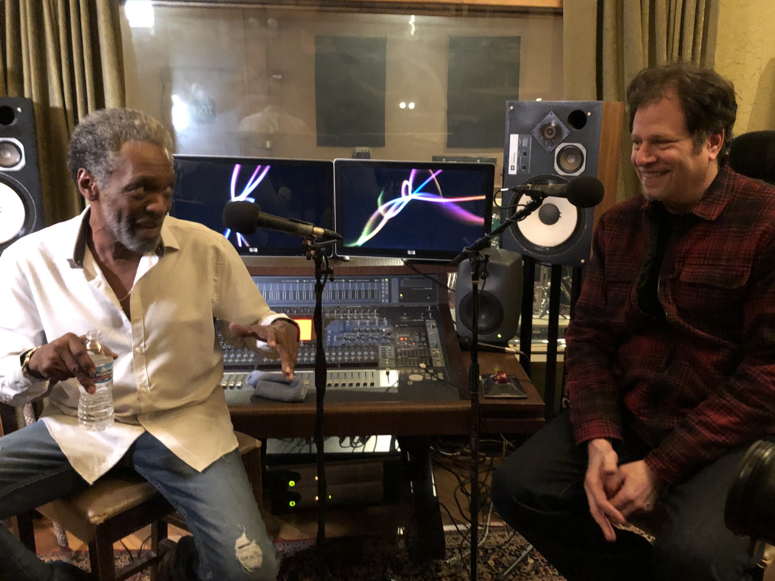 Donald Kinsey - A session with Donald Kinsey