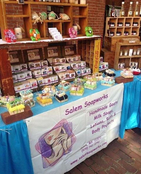 Salem Soapworks 2017