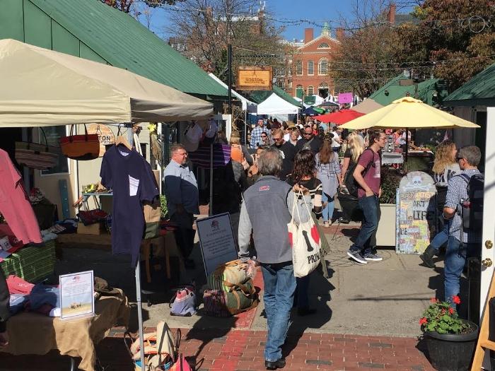 The Salem Flea Halloween Market 2017
