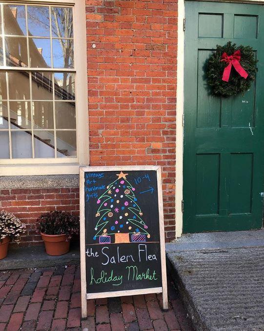 The Salem Flea Holiday Market 2018