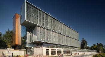 University of Washington, Life Sciences Building Photo by Kevin Scott
