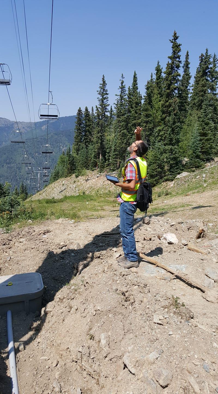Taos Ski Valley Fiber-optic Project
