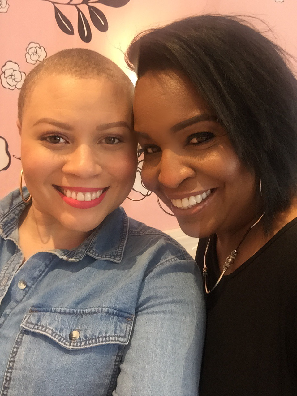 'Brows Snatched by Nikki Hall of Benefit Cosmetics