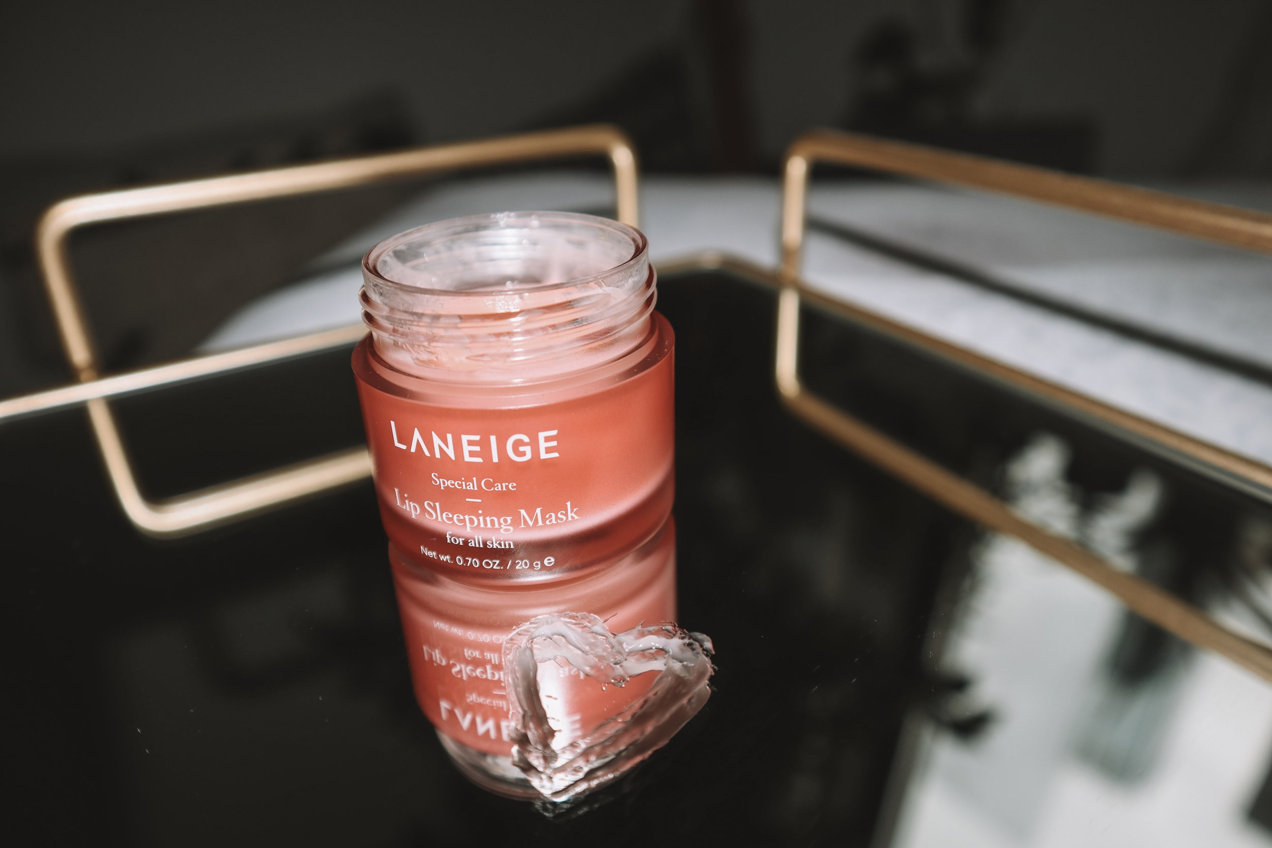Laneige Lip Sleeping Mask - One of my holy grail lip products that will actually help with dry lips. Right before you go to sleep, apply this lip mask and your lips will feel soft the next day. This is definitely worth the price since this 0.70 oz will last you forever. And it smells like strawberries…mmmm!