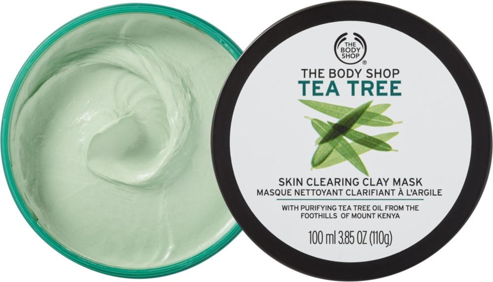 TEA TREE CLAY MASK SKINCARE