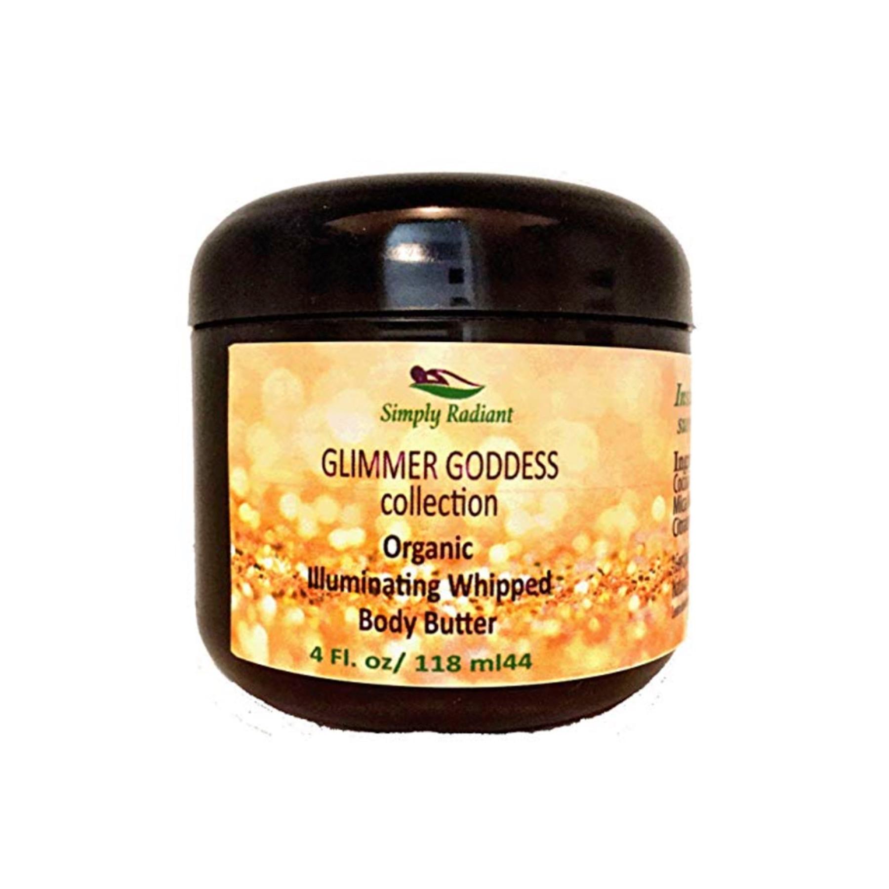 Glimmer Goddess Illuminating Whipped Body Butter
