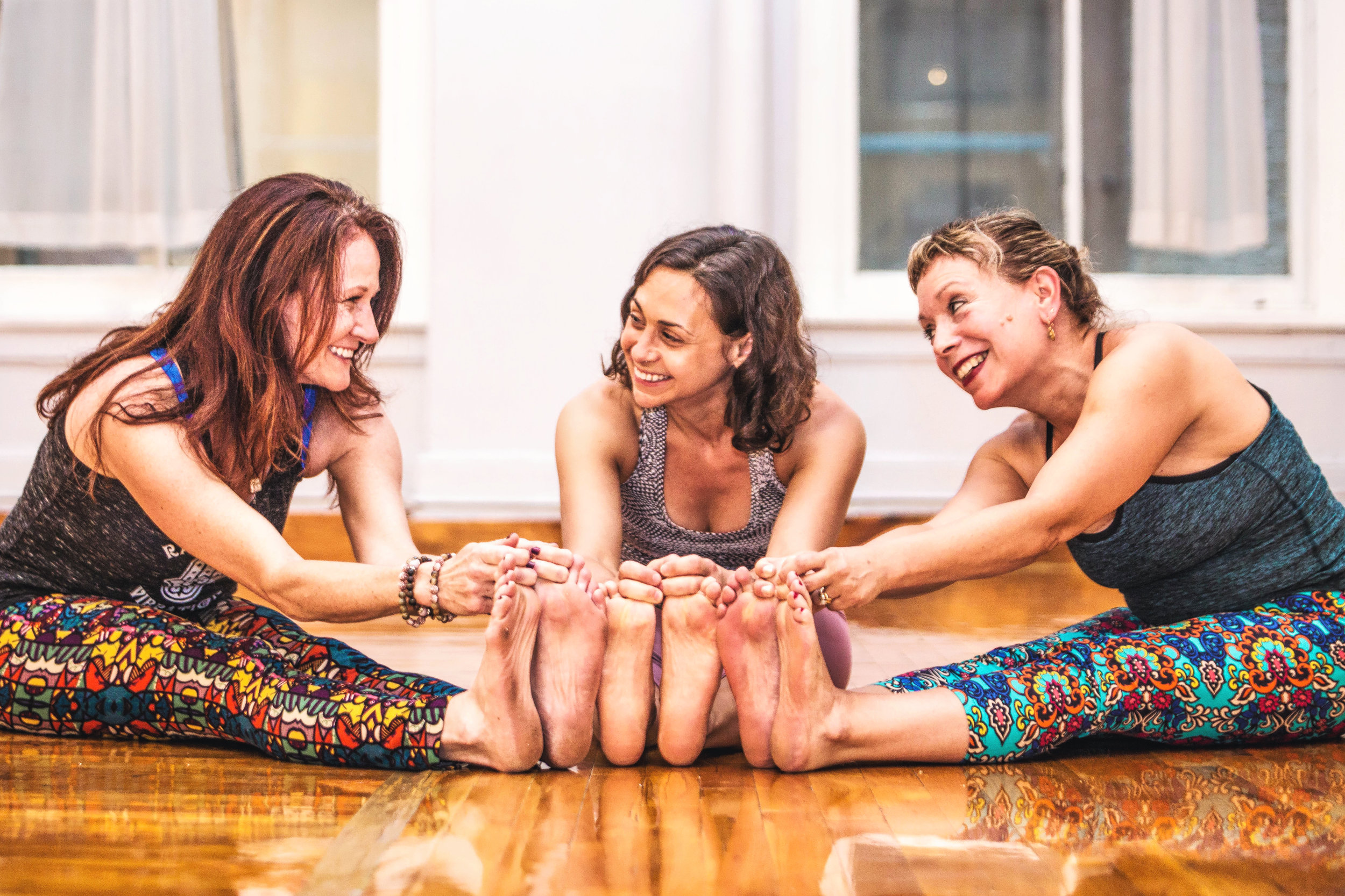 Teach at our studio - We are often looking for committed and skillful teachers to teach Yoga classes at our studio in Soho. If you believe in our motto that great yoga and great prices should not be mutually exclusive and are interested in pursuing opportunities at our studio, please get in touch via this link.