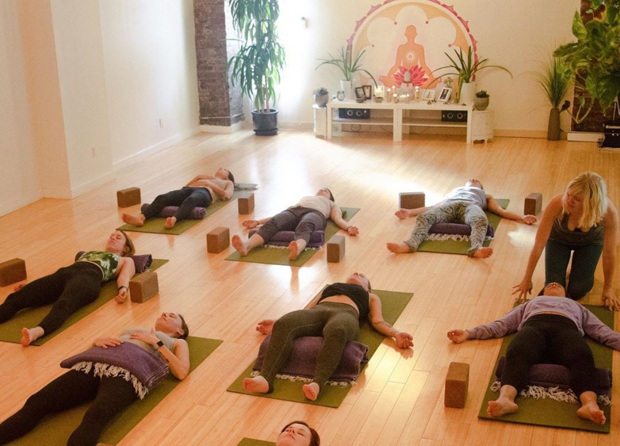 Loom Yoga - Bushwick