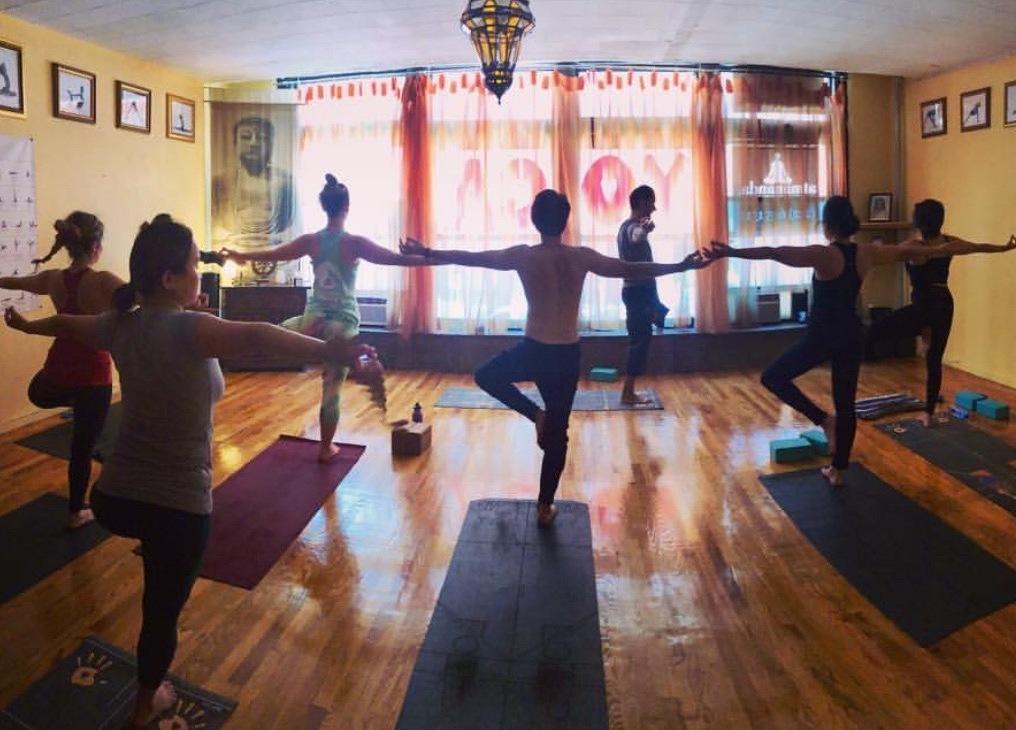 Atmananda Yoga - Gramercy Park