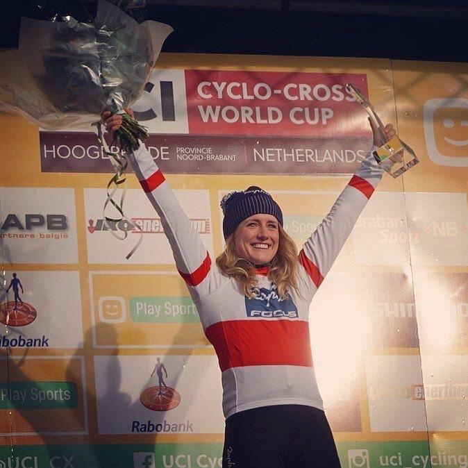 Cycle-Smart athlete Ellen Noble. Photo: Molly Hurford.