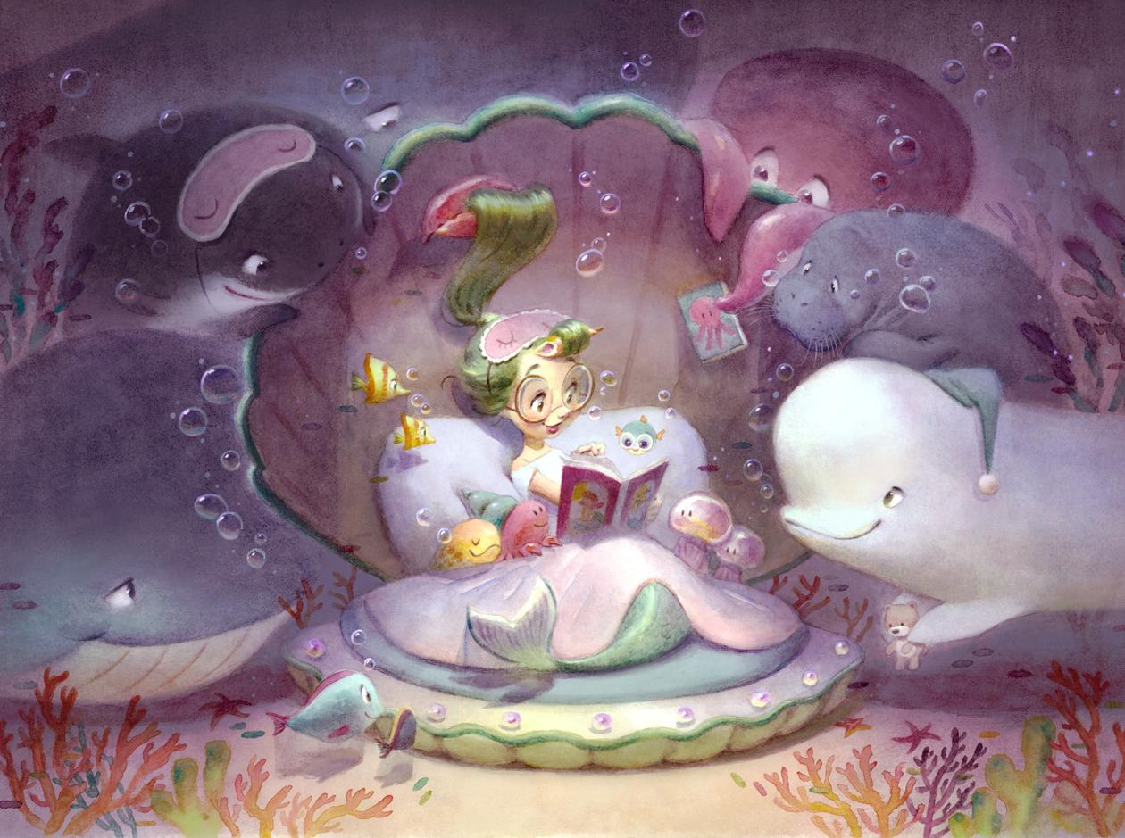 """Bedtime Story"""