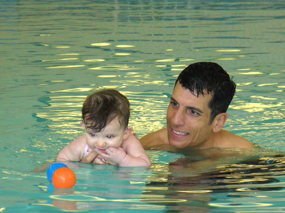Rocky Urson swim coach