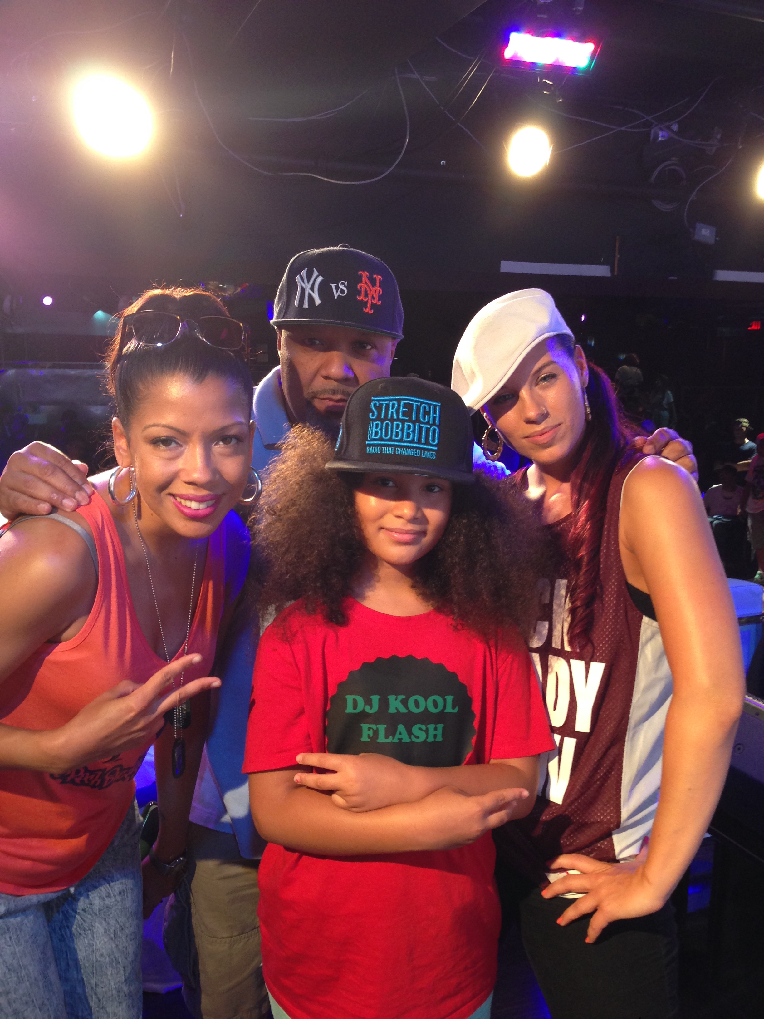 Kaotic Blaze(RSC), Break Beat Lou, Jazzy Jes(RSC) and Kool Flash 7:16 .jpg