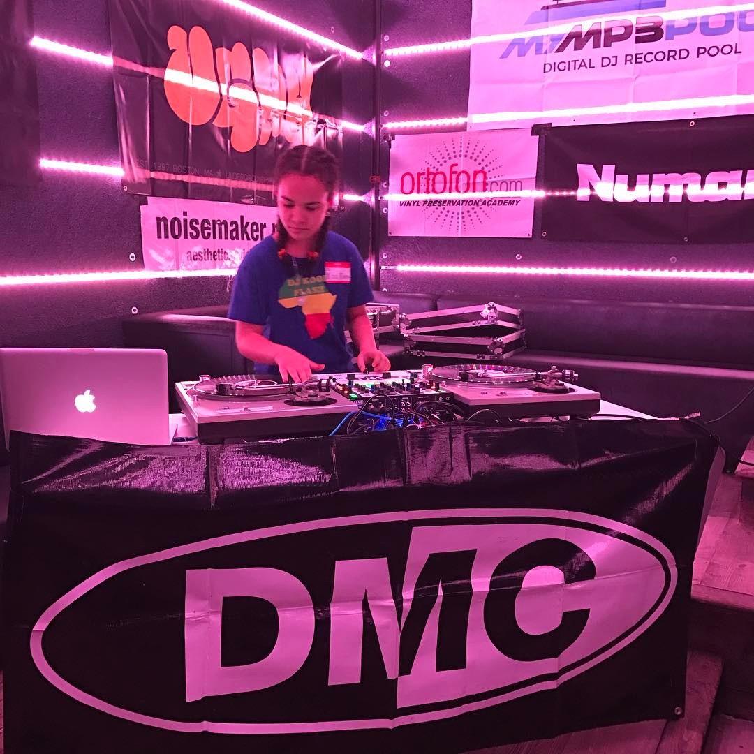 Rockin' The DMC's 2017 Kool Flash