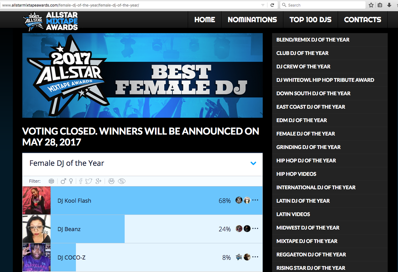 KOOL FLASH - 2017 Female DJ of the Year - #1Votes by the People - AllStar Mixtape Awards 5_17 (1).png