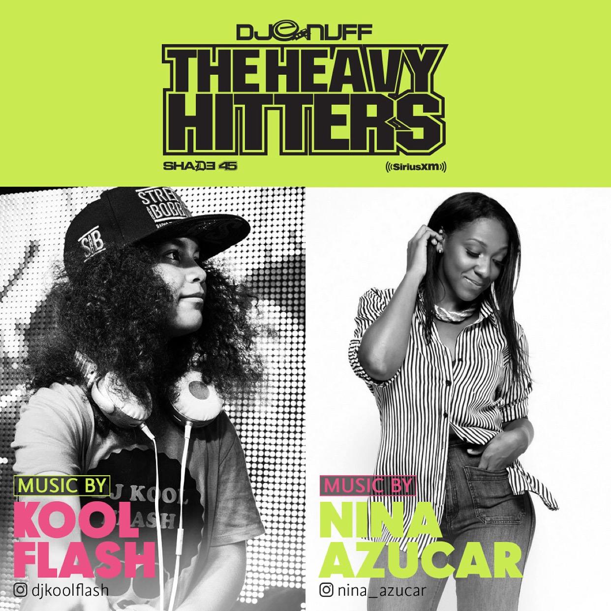 DJ Kool Flash - HeavyHitters Flyer.JPG