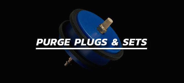 Purge Plugs
