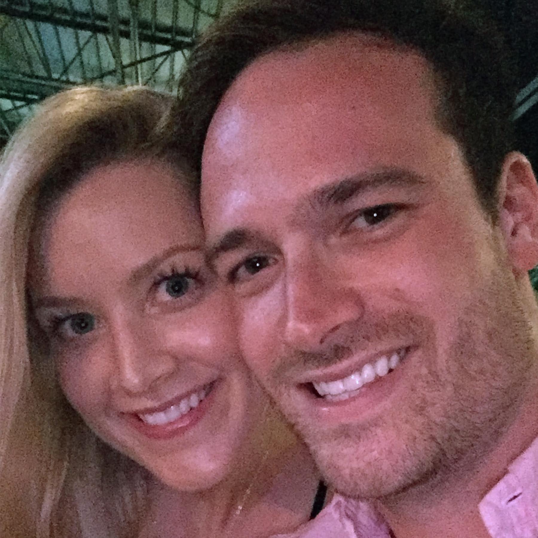 Sara and her husband patrick