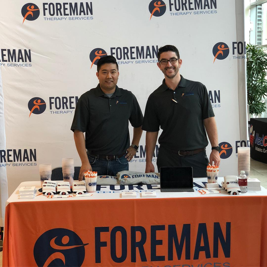 Foreman Therapy Recruiting