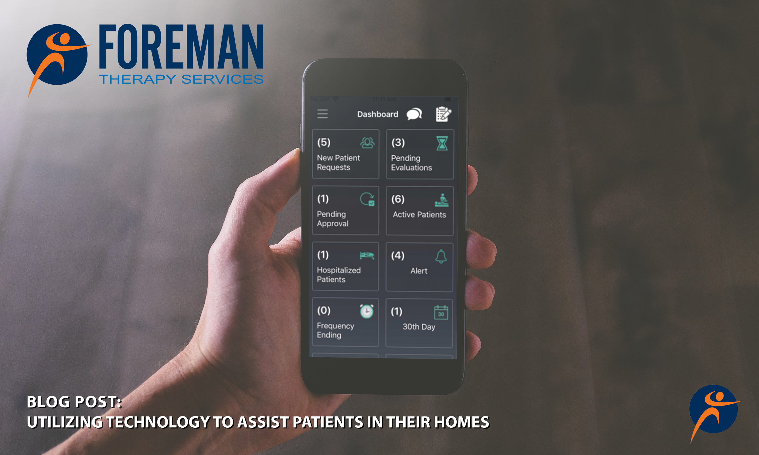 Utilizing Technology to Assist Patients in Their Homes