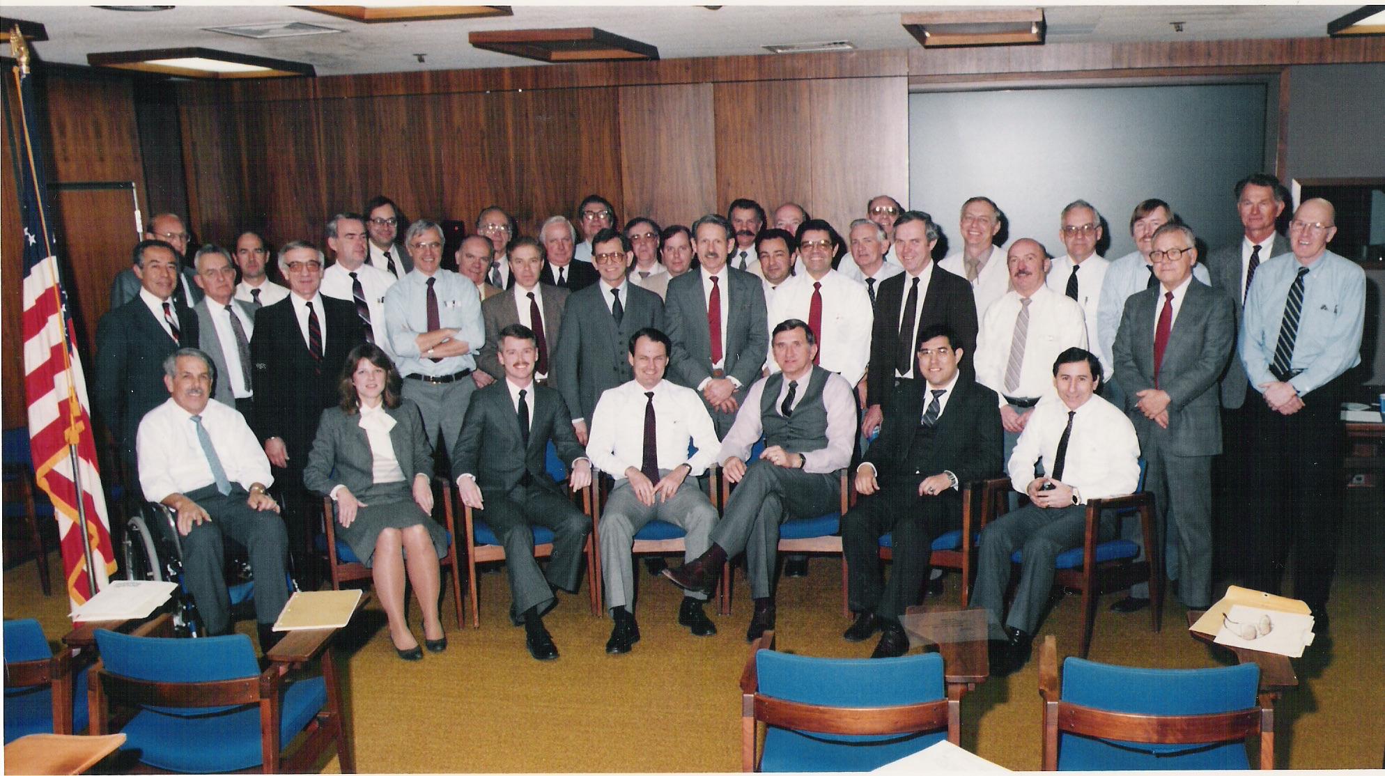 Program Review Meeting in the mid eighties.jpg