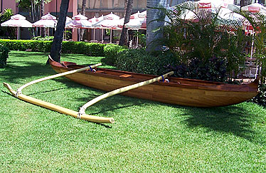 04 Canoe on lawn to be hosted to ceiling.jpg