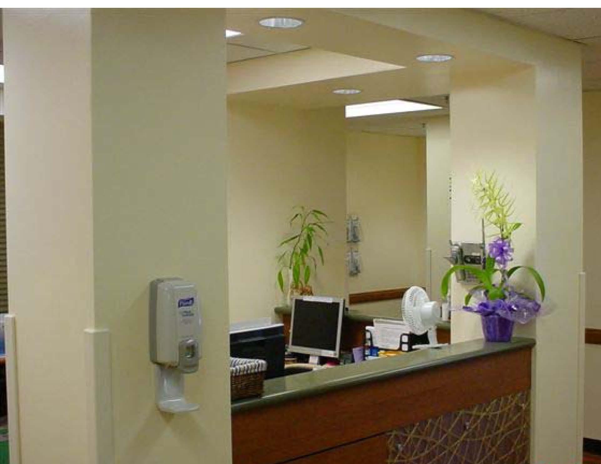 Straub Hospital Milnor Exam Room