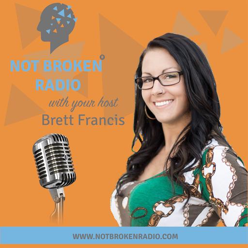 mental health, disabilities, not broken, radio, podcast, brett francis, mental illness, anxiety, depression