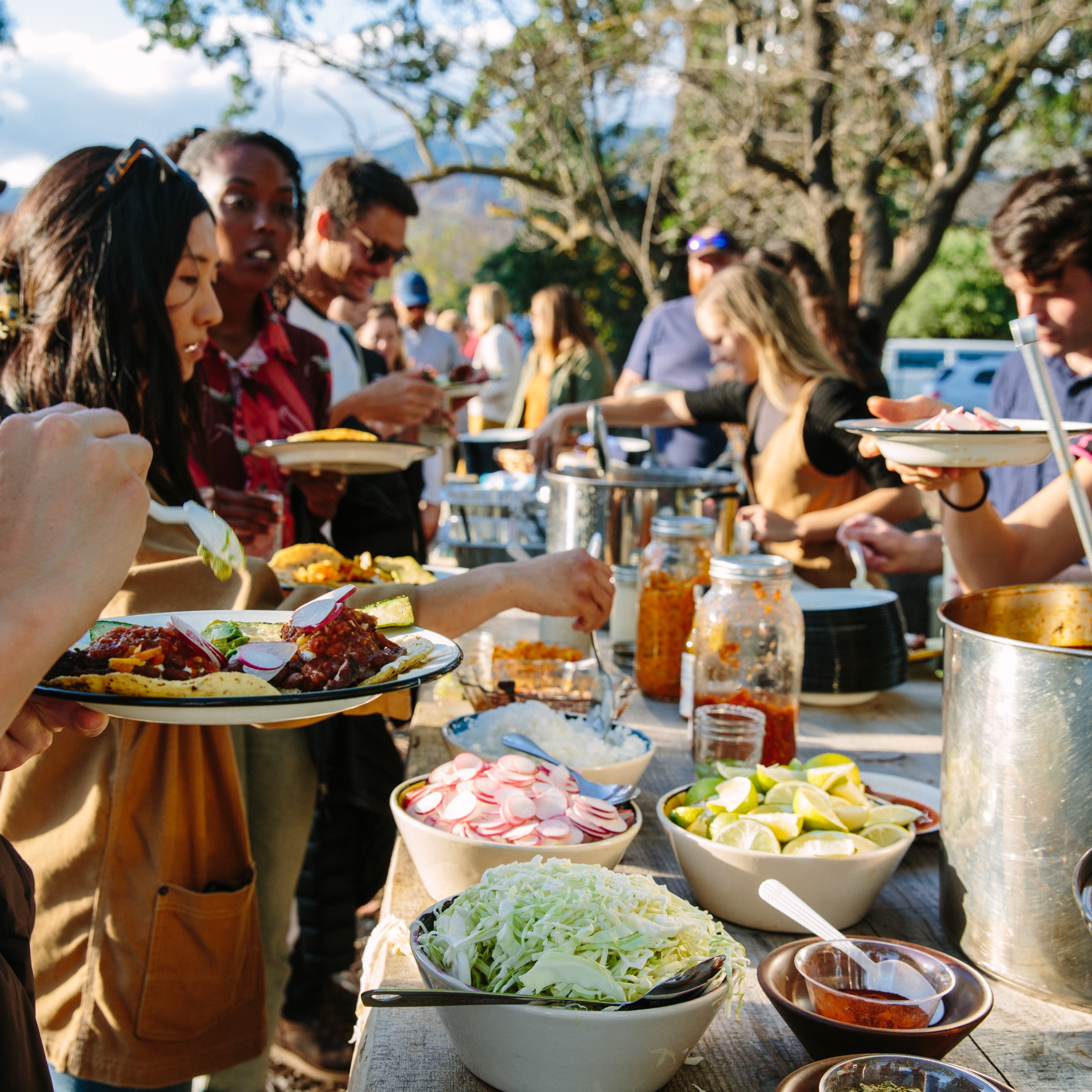 Have your gathering at Steel Acres - Please fill out the form above or email us directly at info@steelacres.com to discuss event options.